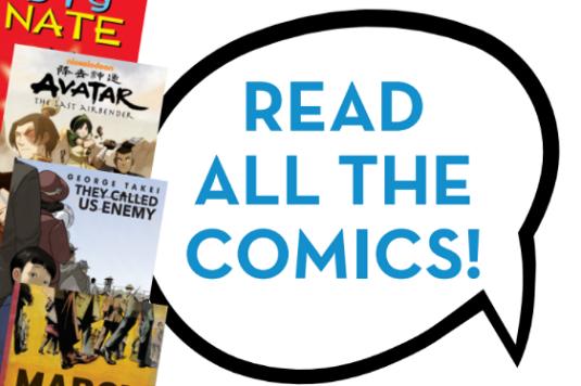 ComicsPlus Blog