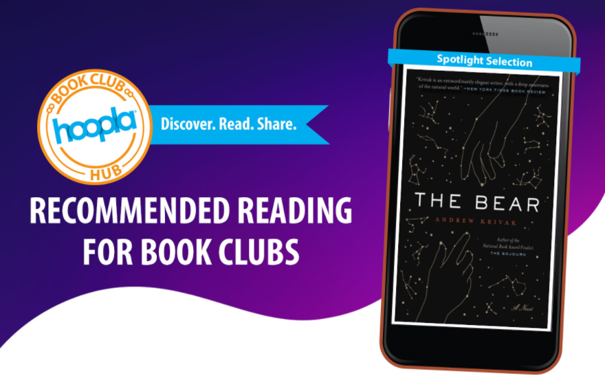 Hoopla Book Club Hub