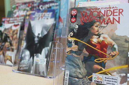 Comics Collection (4)